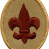 When a new Scout joins a troop, the first thing he must do is meet the joining requirements listed for the Scout badge.