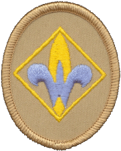 Webelos Cub Scout badge