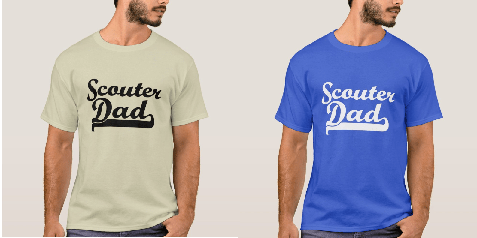 Scouter Dad Shirts Sports Look