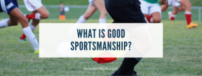 What is Good Sportsmanship