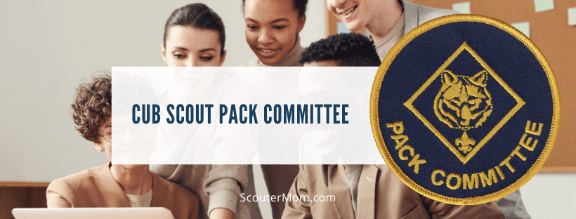 Cub Scout Pack Committee