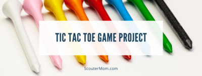 Tic Tac Toe Game Project