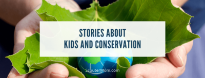 Stories about Kids and Conservation