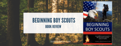 Beginning Boy Scouts Book Review