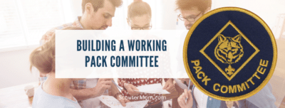 Building a Working Pack Committee