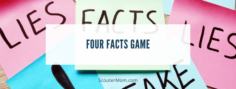 Four Facts Game