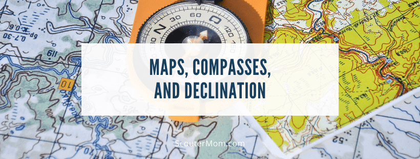 Maps Compasses and Declination