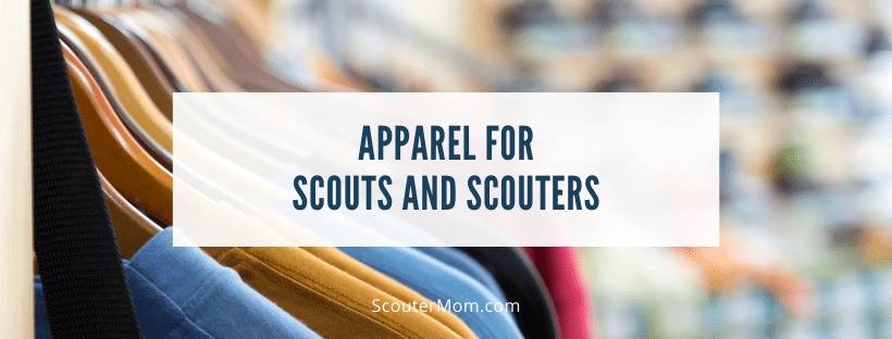 Apparel for Scouts and Scouters