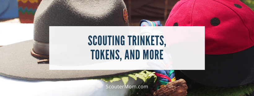 Scouting Trinkets Tokens and More