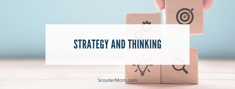 Strategy and Thinking