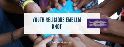 Youth Religious Emblem Knot