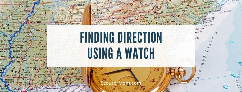 Finding Direction Using a Watch