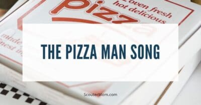 The Pizza Man Song