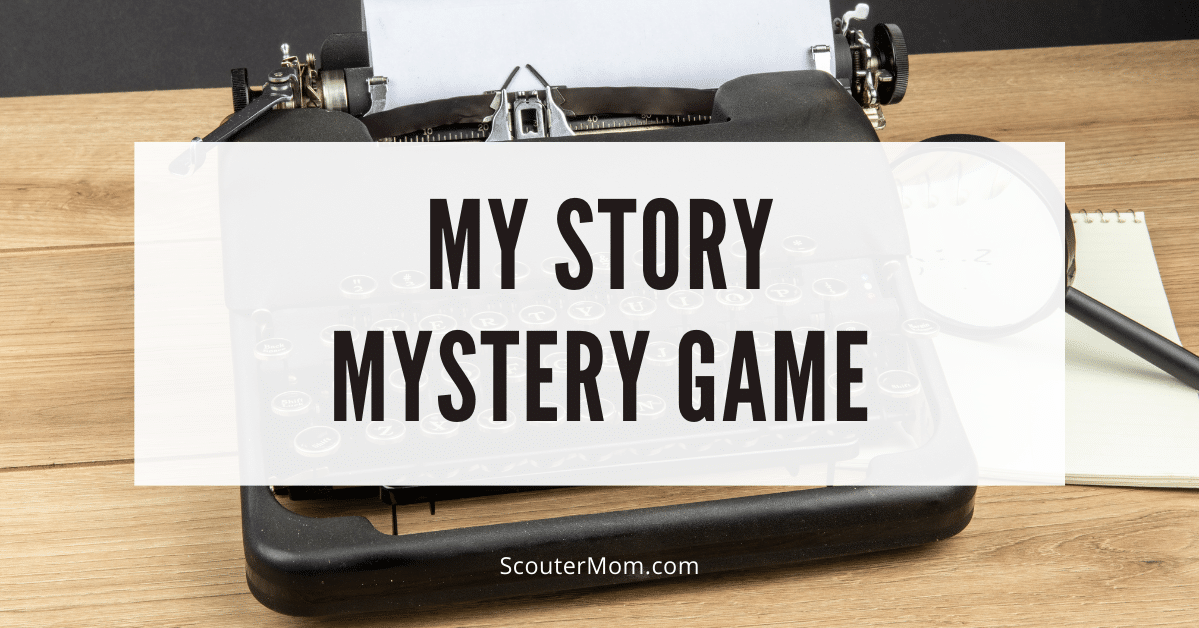 My Story Mystery Game
