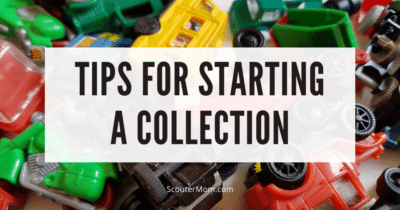 Tips for Starting a Collection