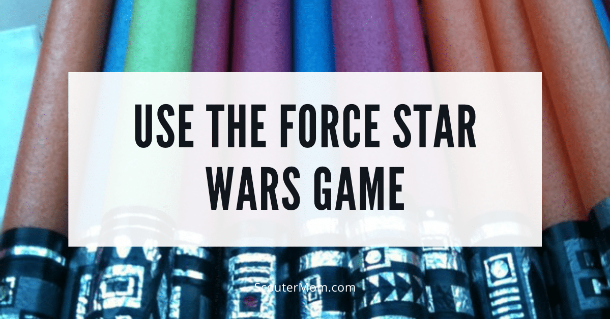 Use the Force Star Wars Game
