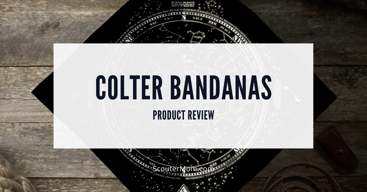 Colter Bandanas Product Review