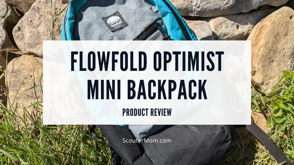 Flowfold Optimist Mini Backpack Product Review