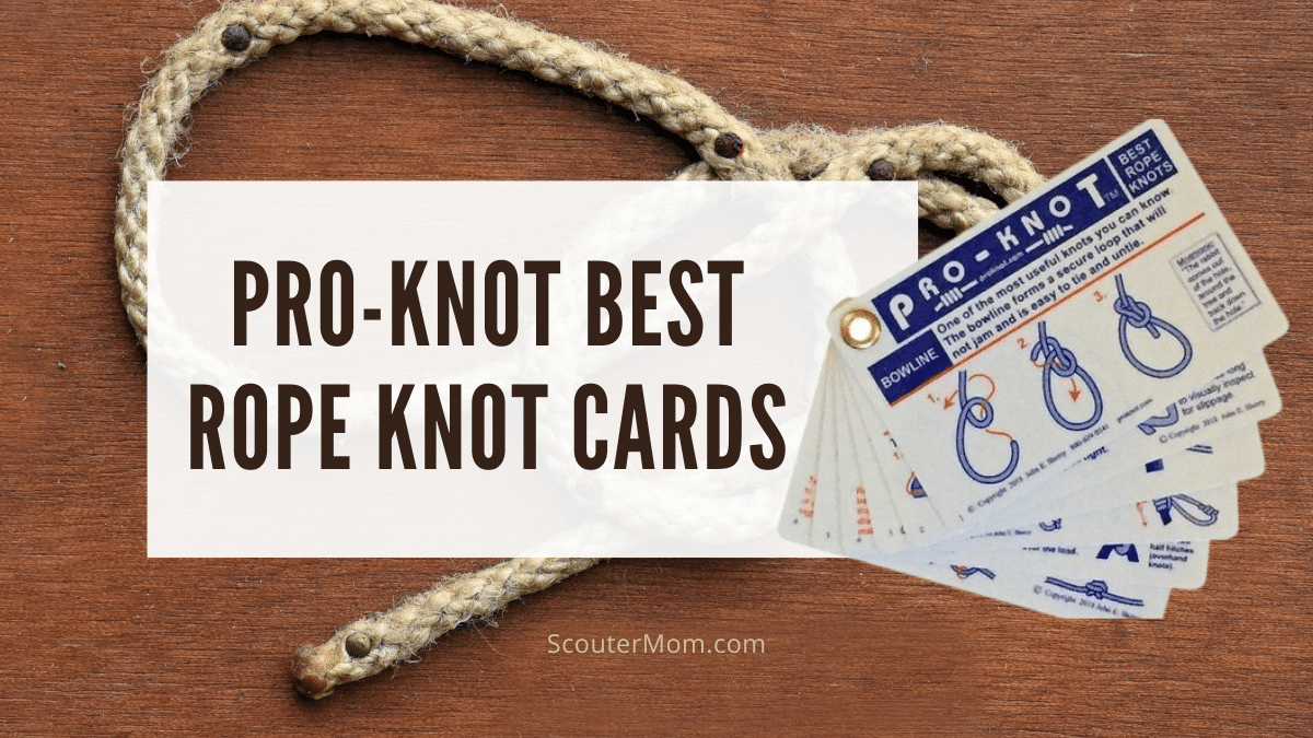 Pro Knot Best Rope Knot Cards