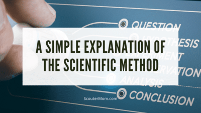 A Simple Explanation of the Scientific Method