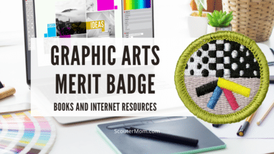 Books and Internet Resources for the Graphic Arts Merit Badge