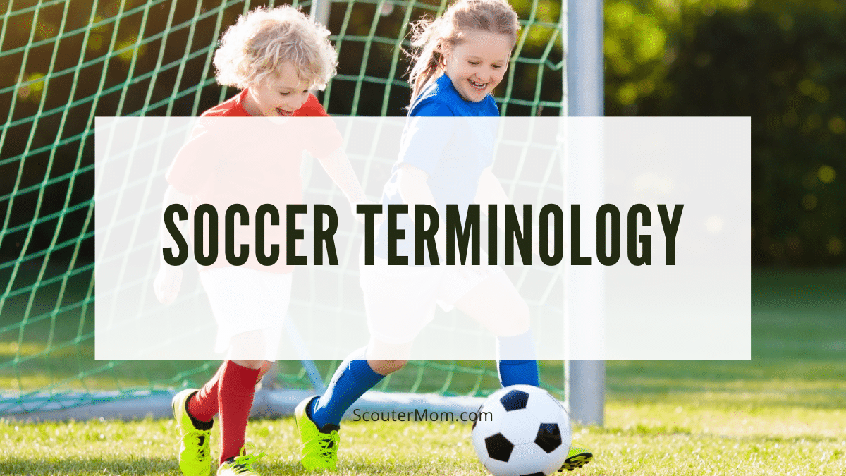 Learning soccer terminology helps youth start with a basic language for talking about the sport