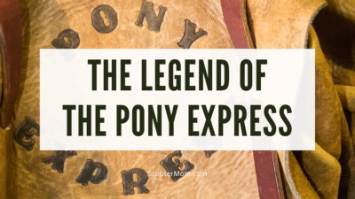 The Legend of The Pony Express