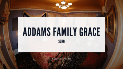 Addams Family Grace Song
