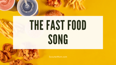 The Fast Food Song