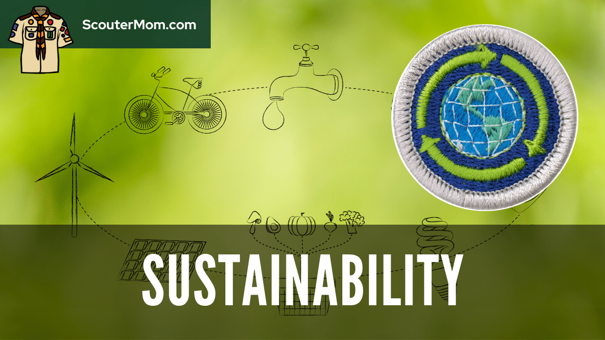 Sustainability Merit Badge Helps and Documents