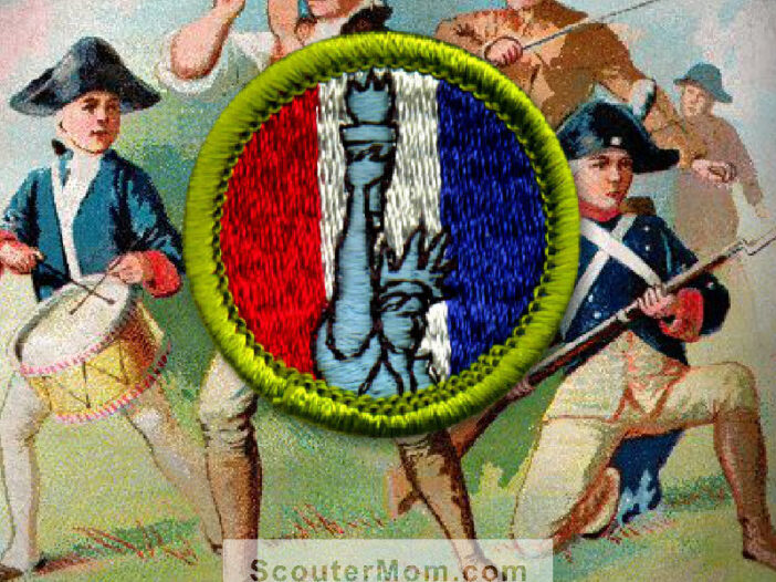 American Heritage Merit Badge for Boy Scouts