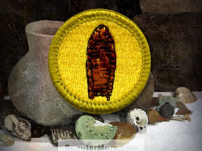 Archaeology Merit Badge for Boy Scouts