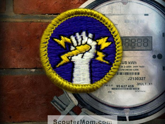 Electricity Merit Badge for Boy Scouts