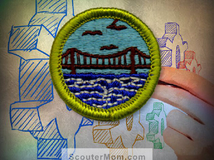Engineering Merit Badge for Boy Scouts