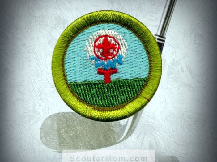 Golf Merit Badge for Boy Scouts