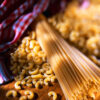 Spaghetti and Elbow Macaroni