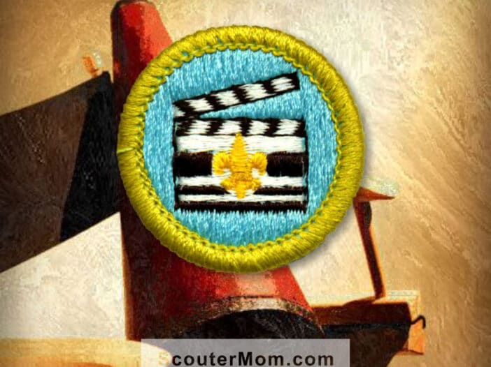 Cinematography Merit Badge for Boy Scouts