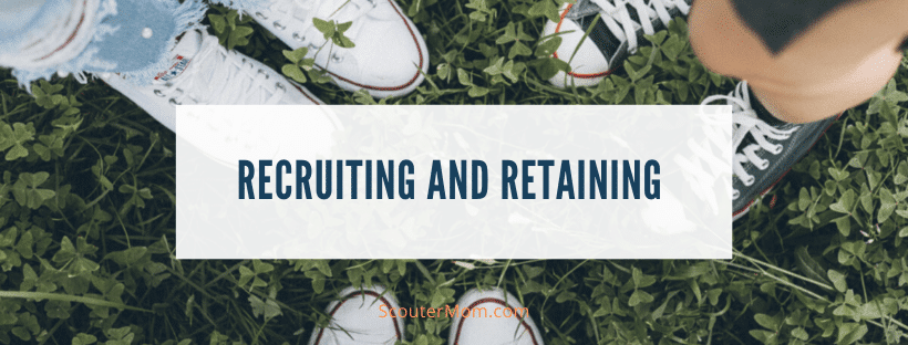 Recruiting and Retaining Scouts