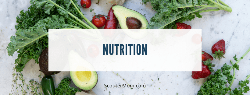 Scouting Encourages Nutrition