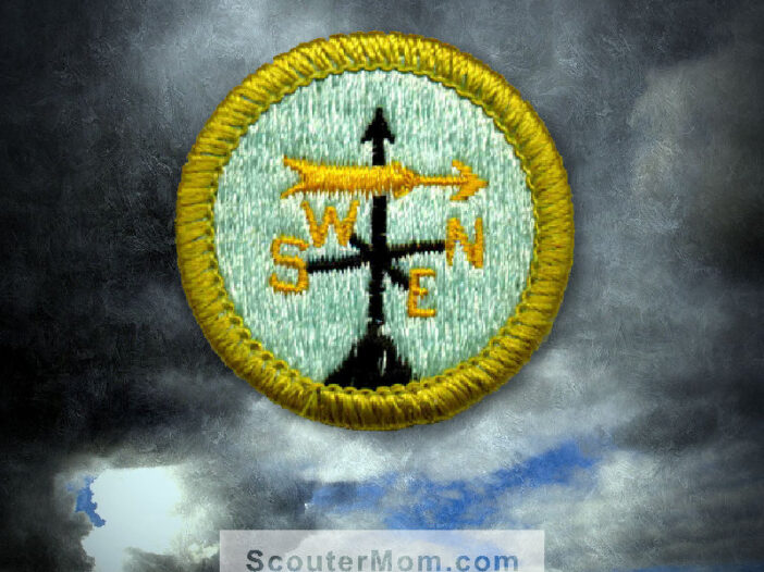 Weather Merit Badge for Boy Scouts