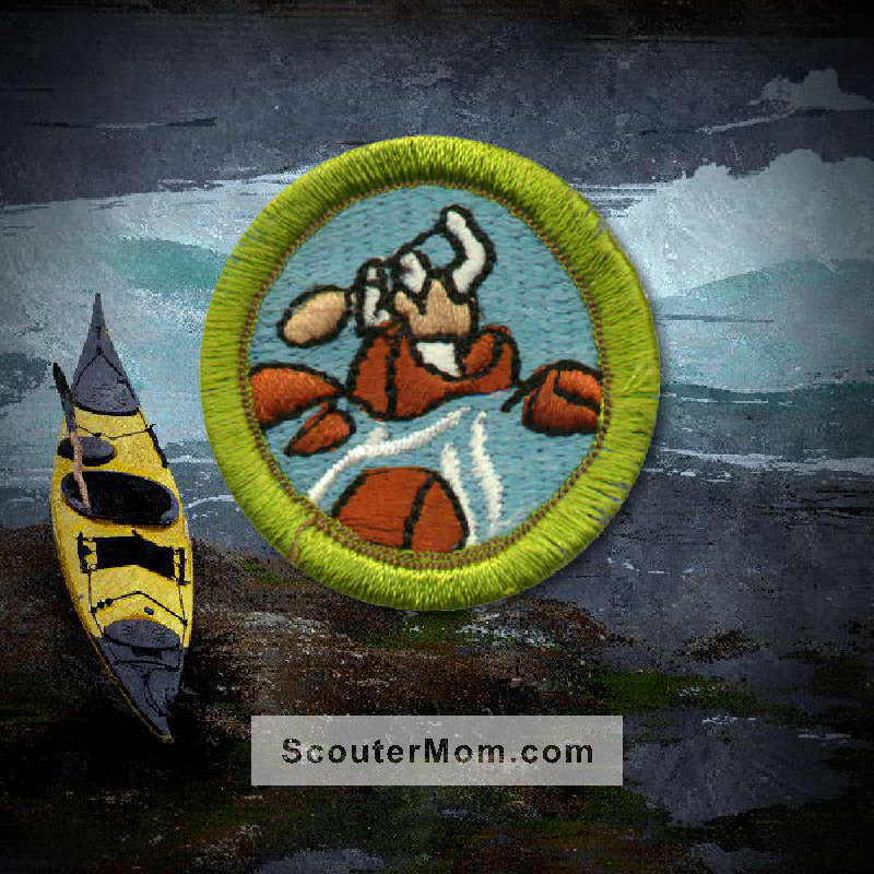 Whitewater Merit Badge for Boy Scouts