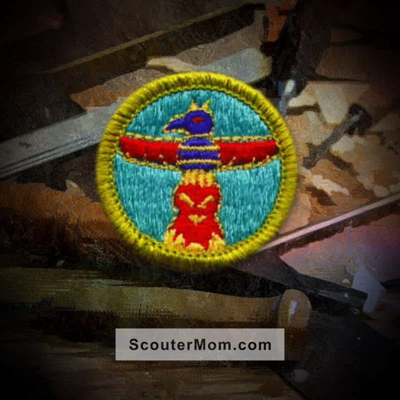 Wood Carving Merit Badge for Boy Scouts – Coin Collecting Merit Badge Worksheet