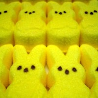 Peeps Candy for Easter