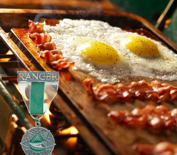 Ranger Award Core Requirement - Cooking