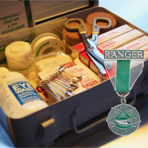 ranger first aid elective